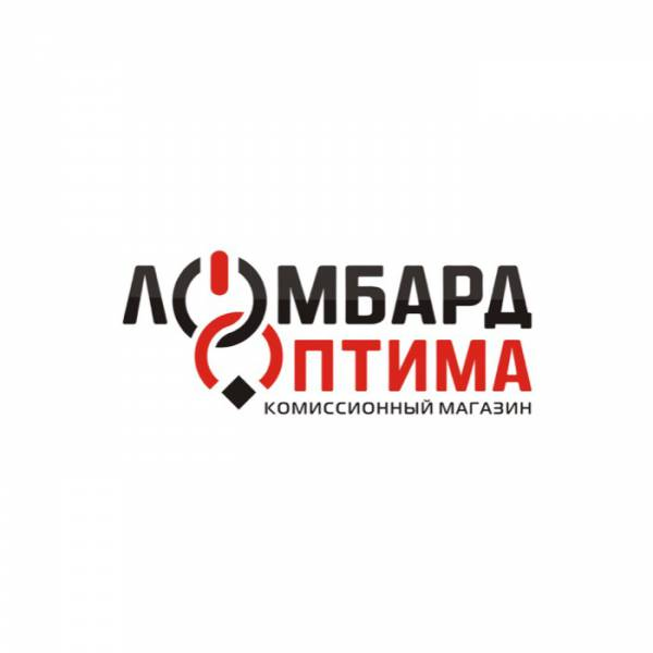 Логотип для комиссионного магазина «Оптима»
