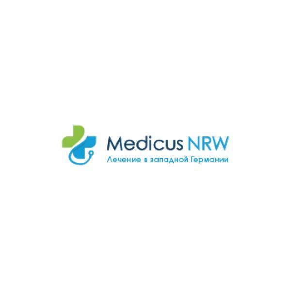 Сайт для Medicus NRW